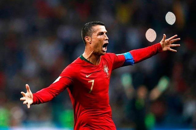 Ronaldos Drei-Tore-Show erschüttert Spanien
