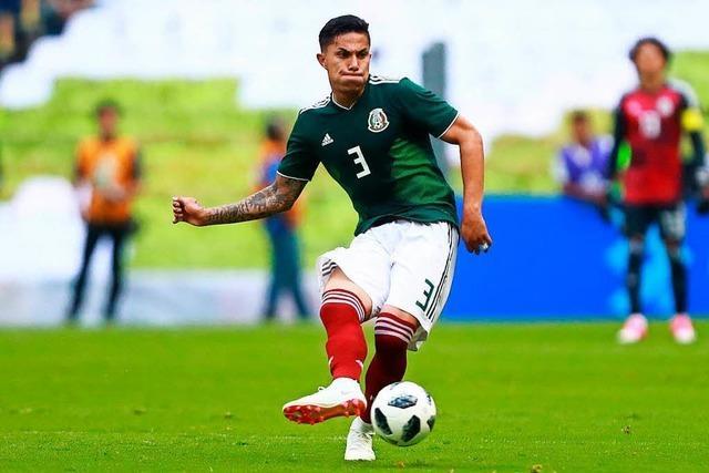Die Frankfurter Fabian und Salcedo spielen für Mexiko