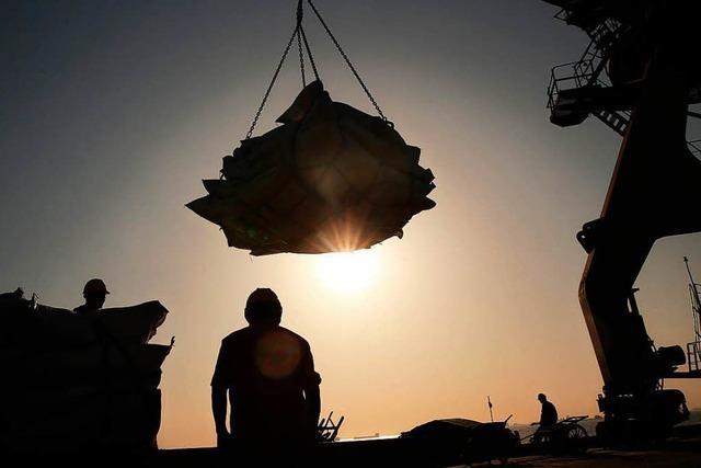 China kündigt Strafzölle gegen USA für 6. Juli an