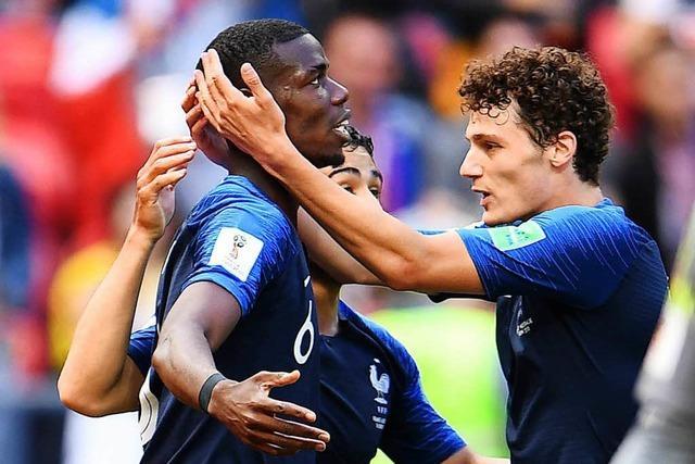 Frankreich besiegt Australien mit 2:1 – erster Videobeweis der WM-Geschichte