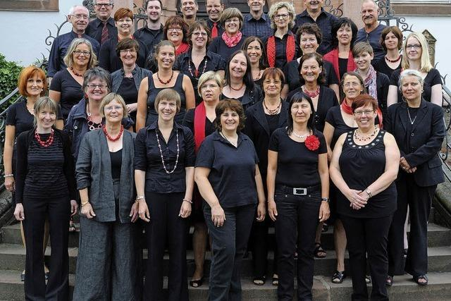 Gospel Generation singt beim Zeller Kultursommer