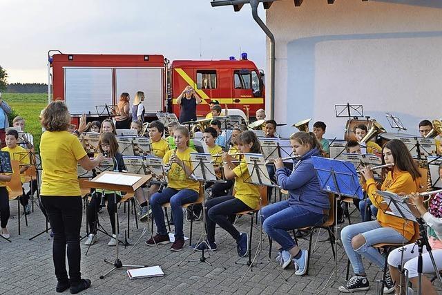 Junge Musiker schließen sich fürs Open Air zusammen