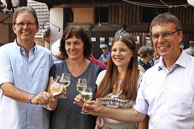 Weingut feiert 25 Jahre