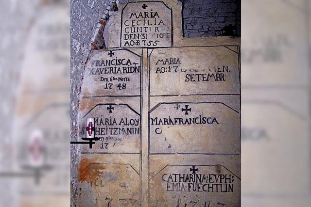 """Die St.-Ursula-Kirche im Komplex des """"Schwarzen Klosters"""" ist im Jahr 1710 eingeweiht worden"""
