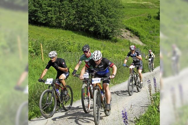Ultra-Biker wieder in Bernau
