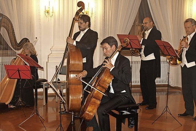 Wiener Charme beim Klosterkonzert