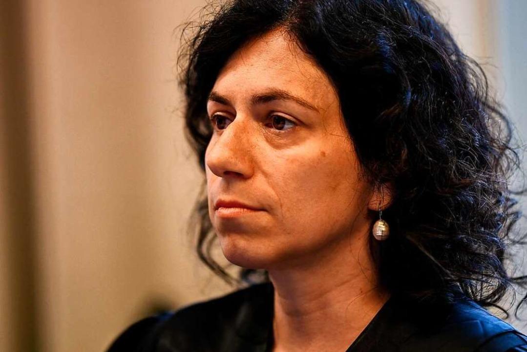Rechtsanwältin Katja Ravat vertritt im...erin die Interessen der beiden Kinder.  | Foto: dpa