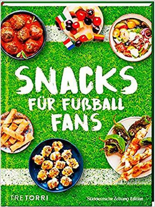 Snacks für Fußballfans.    Foto: PR