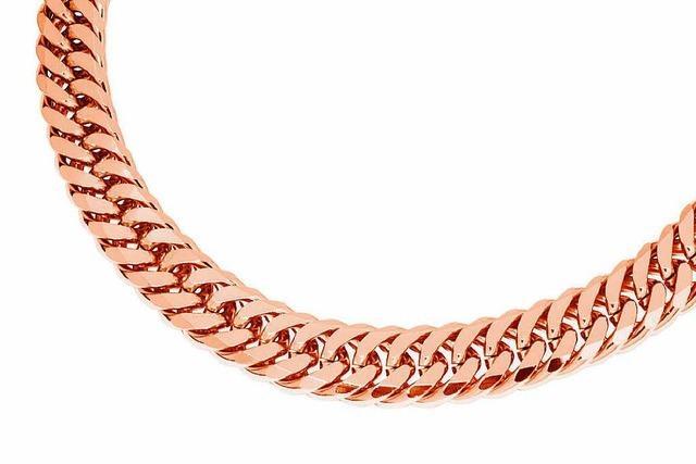 Unbekannter entwendet Goldkette beim Juwelier