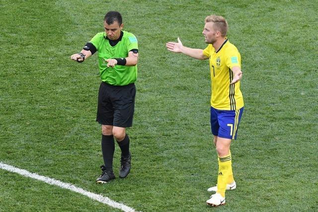War der Videobeweis vor dem Elfmeter gegen Südkorea gerechtfertigt?