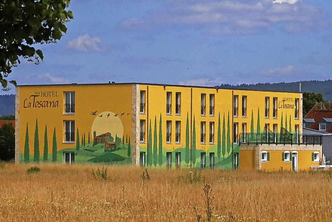 Eines der Hotels in Ringsheim    | Foto: Sandra Decoux-Kone