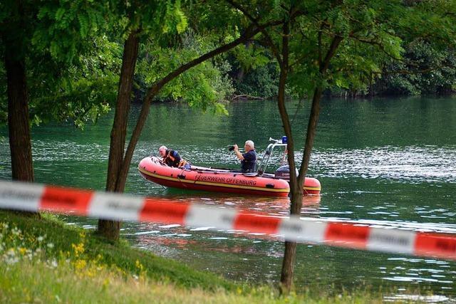 Tragisches Unglück: Mann ertrinkt in einem Offenburger Badesee