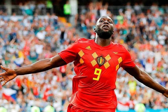 Belgien besiegt Panama nach holprigem Start mit 3:0