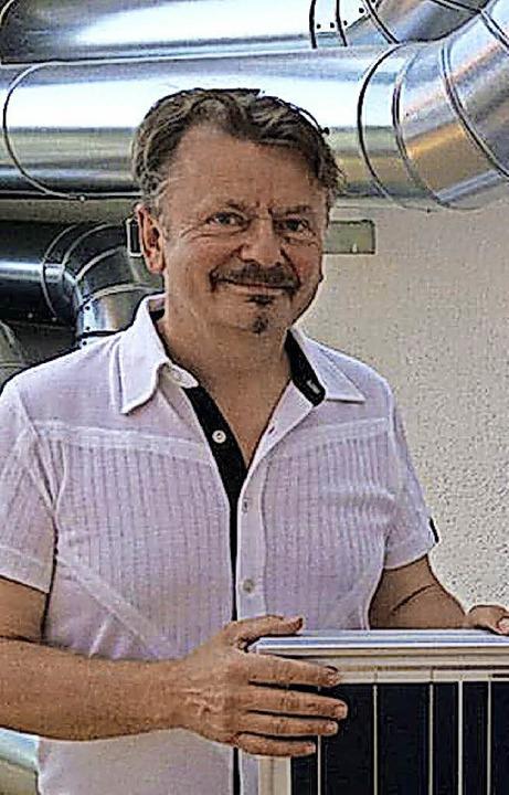 Wolfgang Müller  | Foto: SIZ GmbH