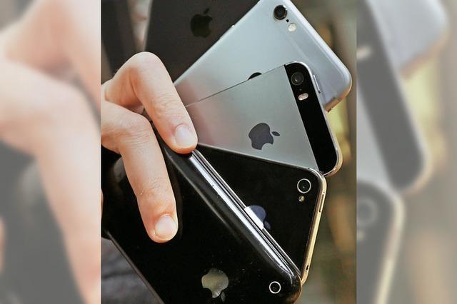 Betrüger ergaunert Geld durch Handys