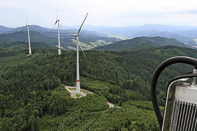 Beteiligt sich Breitnau an Windpark?