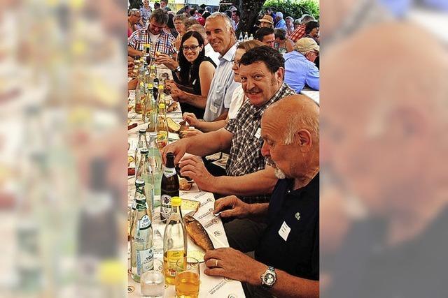 Fischerfest des Musikvereins