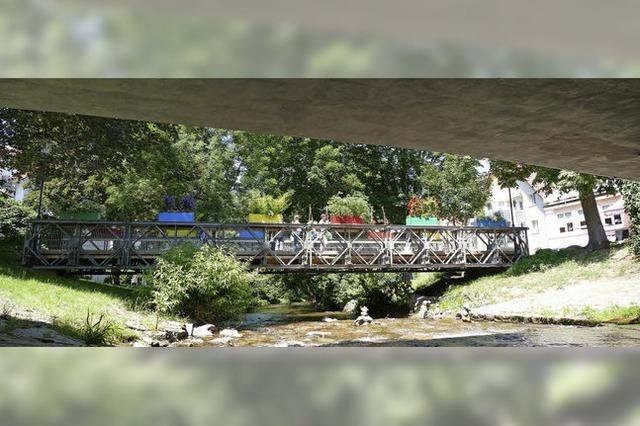 Geld für Brücke in Aussicht