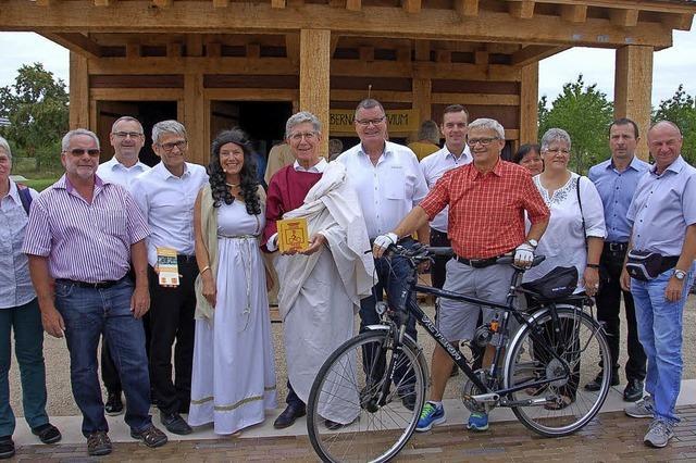 200 Kilometer langes Rad-Vergnügen