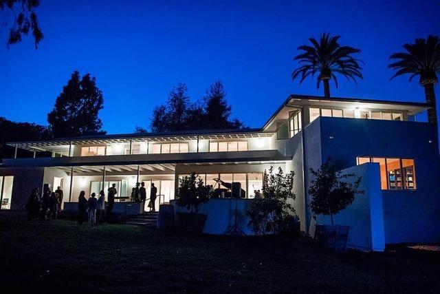Thomas-Mann-Villa in Los Angeles eröffnet als Begegnungshaus