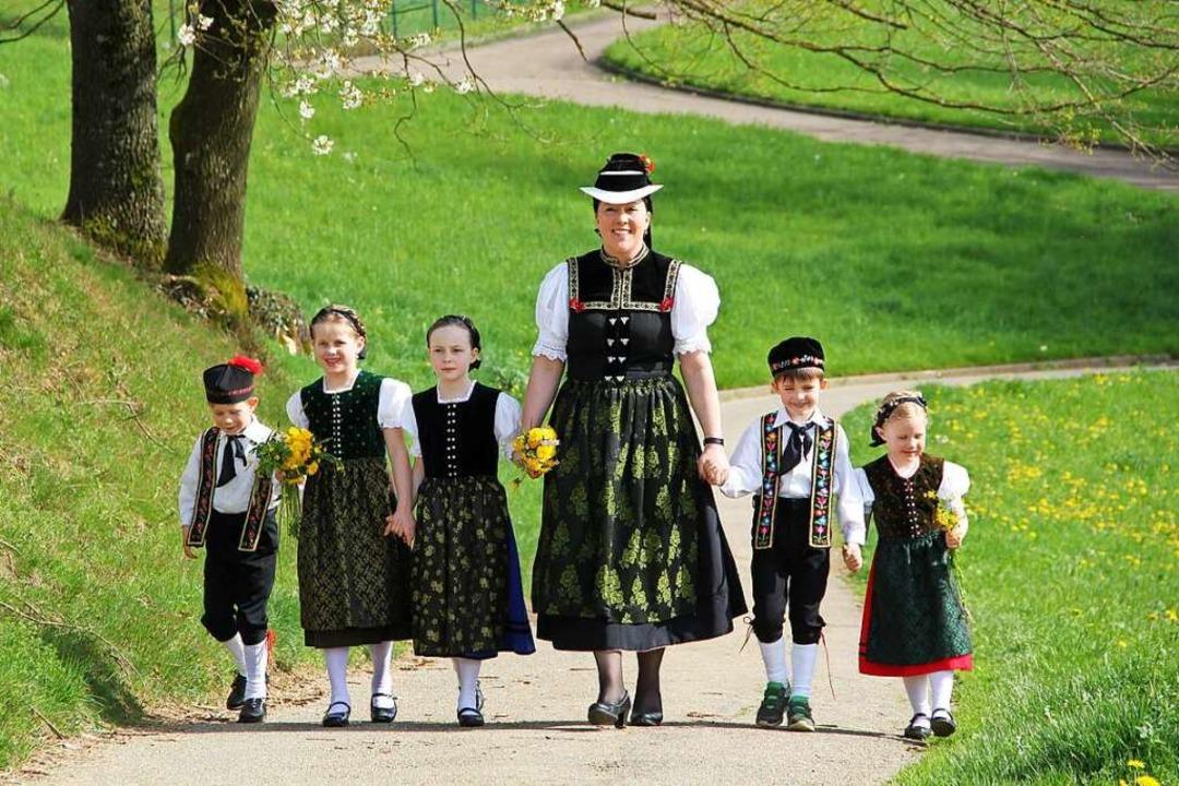 Bei den Landesfesttagen stehen Mensche...erg im Mittelpunkt der Feierlichkeiten  | Foto: Friedel Wehrle