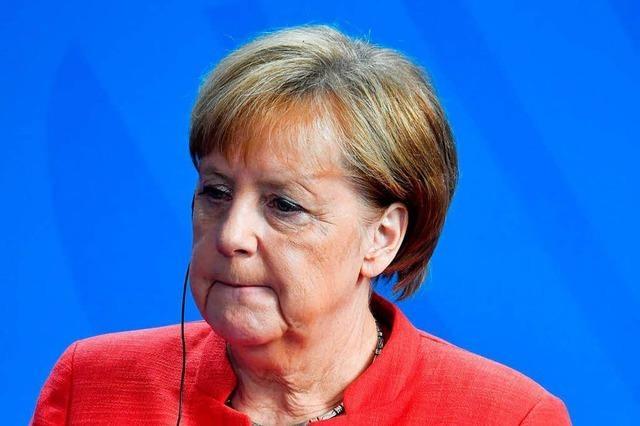Merkel plant Asyltreffen mit weiteren EU-Regierungschefs
