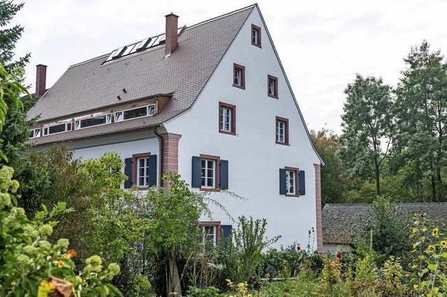 Bauen im geschützten Bestand
