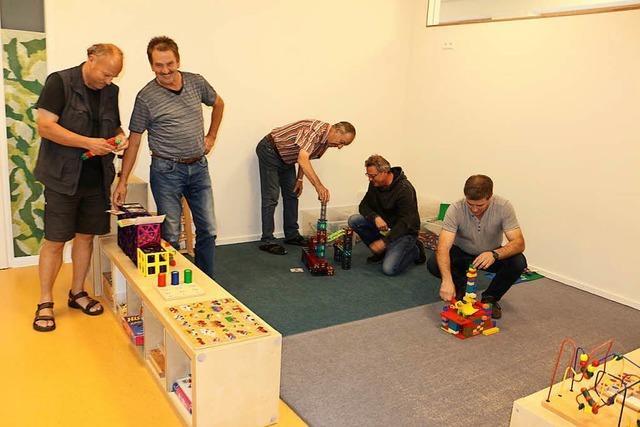 Mehr Betreuungsplätze für Kleinkinder geschaffen in Suggental