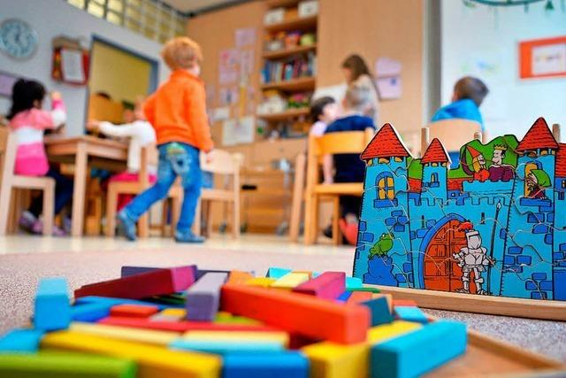 Umkirch plant zwei neue Gruppen in der Kinderbetreuung
