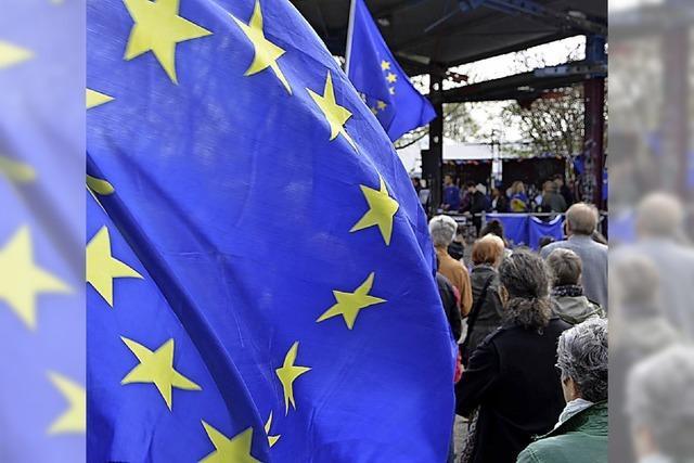 Pulse of Europe ruft zur Gründung von Hausparlamenten auf