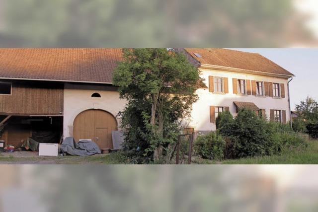 Altes Anwesen soll Mehrfamilienhaus weichen