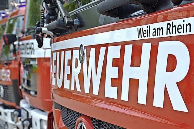 Mehr Geld für Weiler Feuerwehrleute