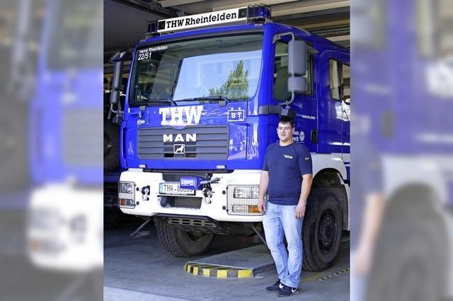 Blaulichttag in Rheinfelden: Die Sicherheit hat viele Gesichter