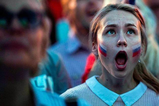 Fußball und Russland: Die Sehnsucht nach Stärke und Größe