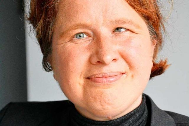 Die Französin Anne Dessenne aus Lörrach ist neugierig auf Taktik