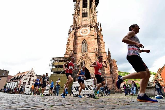 Bei Dämmerung ums Münster: Freiburger Laufnacht startet am Freitag
