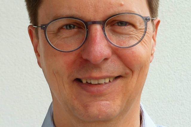 Clemens Hauser wird Vize-Schulleiter am Georg-Büchner-Gymnasium