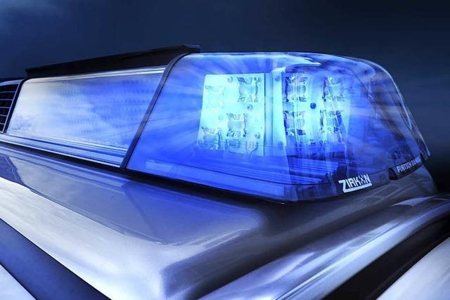 Streit zwischen Ex-Pärchen löst Polizeieinsatz in Lörrach aus