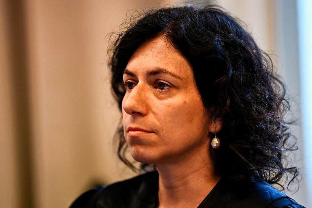 Rechtsanwältin Katja Ravat vertritt al...e Interessen des missbrauchten Jungen.    Foto: dpa