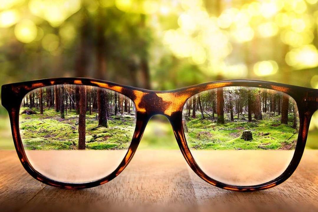 Oft hilft schon eine Brille für den richtigen Durchblick<ppp></ppp>   | Foto: lassedesignen - stock.adobe.com