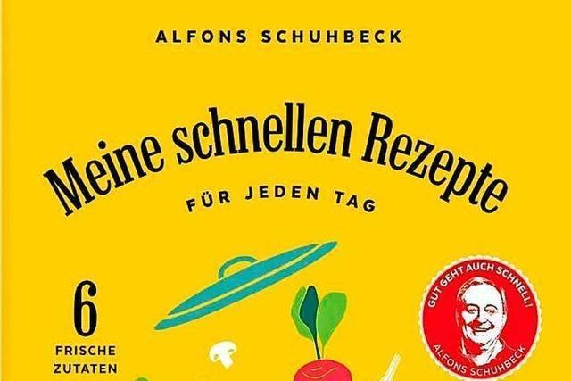 Alfons Schuhbeck: Einfach und effektvoll