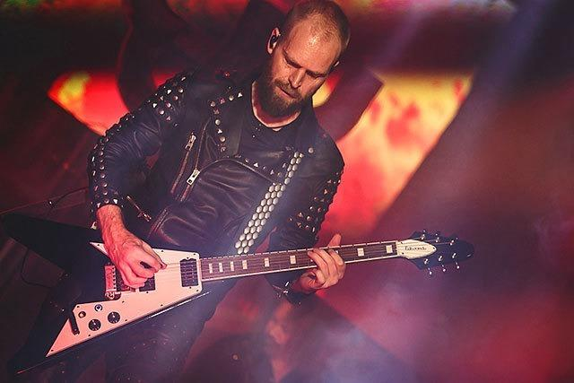 Fotos: Judas Priest in Freiburg