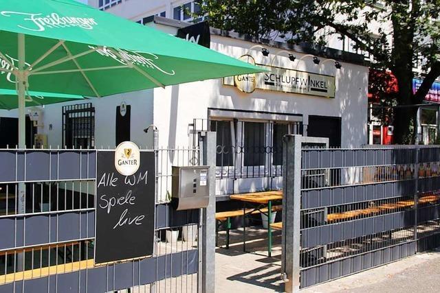 Der Schlupfwinkel in der Haslacher Straße hat Anfang Juni neu eröffnet