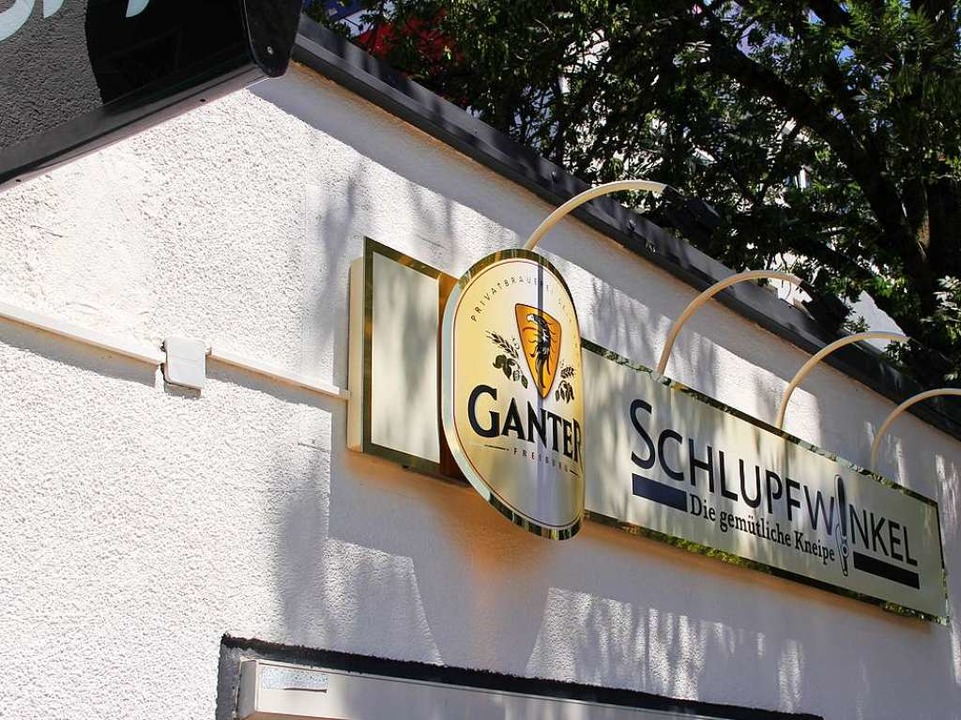 "Den Namen ""Schlupfwinkel"" ...erin Julia Kissling gerne beibehalten.  | Foto: Gina Kutkat"