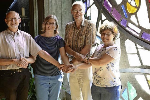 Die katholische Kirche St. Peter und Paul feiert ihr 50-jähriges Bestehen