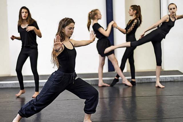 Projekt von Jugend Pro Arte am 23. Juni in der Waldorfschule St. Georgen