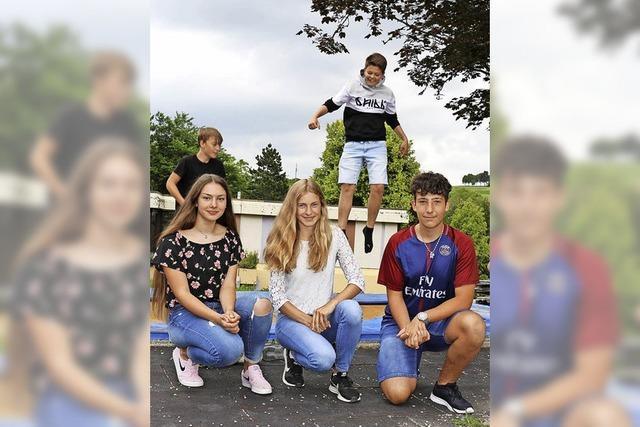 Schülermentoren übernehmen Verantwortung