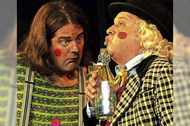 Buntes Feriendorf in Bad Säckingen präsentiert am Sonntag, 19. August, zwei Vorstellungen des Kindertheaters Kikerikiste