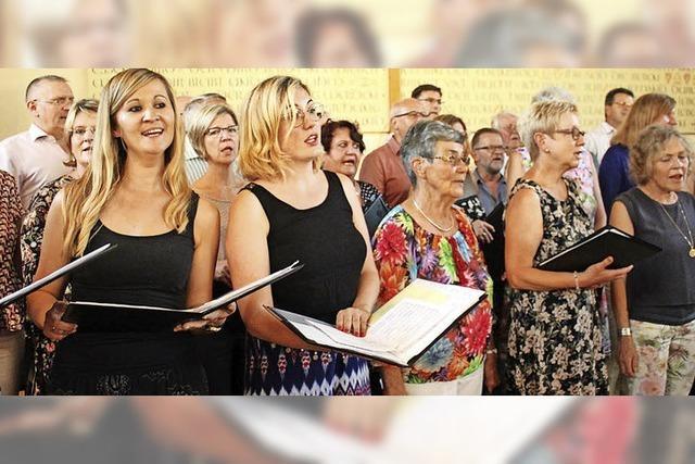 Mit Gesang durchs ganze Kirchenjahr