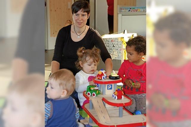 Kinderbetreuung immer aufwendiger